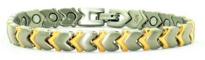 Cupid's Guide - Titanium Magnetic Bracelet -