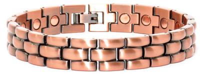 Smooth - Copper  Magnetic Bracelet