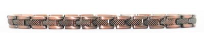 Dress Up - Copper Magnetic Bracelet