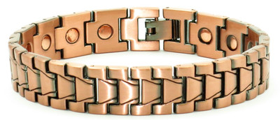Copper Pilot - Magnetic Bracelet