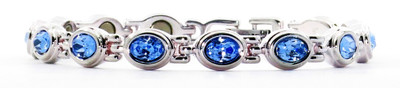 Blue Eyes - Magnetic Therapy Bracelet