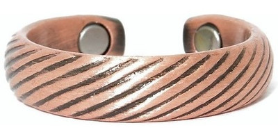 Copper Braids - Magnetic Therapy Ring