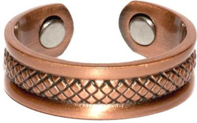 Copper Net - Magnetic Therapy Ring