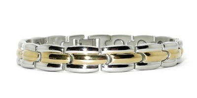Two Tone Classic - Magnetic Bracelet