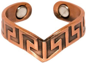 Copper Victory- Magnetic Therapy Ring