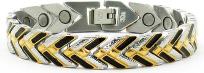 Strength - Stainless Steel  Magnetic  Bracelet
