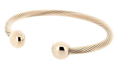 Qray Bracelet - Deluxe Rose gold-plated Bracelet