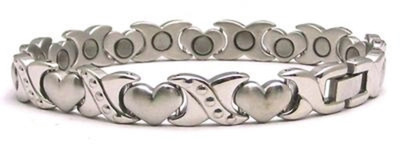 Darling - Stainless Steel Magnetic Therapy Bracelet