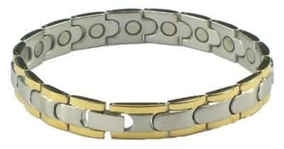 Civility - Stainless Steel Magnetic Therapy Bracelet