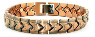 Passionate - Copper Magnetic Bracelet