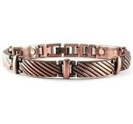Savory - Copper Magnetic Bracelet