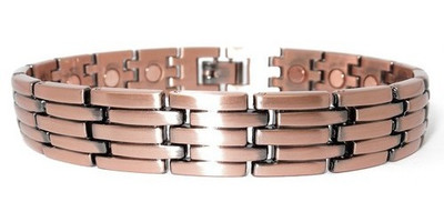 Adobe - Copper Magnetic Bracelet