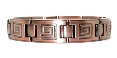Spartan - Copper Magnetic Bracelet