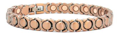 Copper Pebbles - Copper Magnetic Bracelet