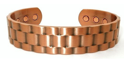 Parade - Solid Copper Magnetic Therapy Bracelet
