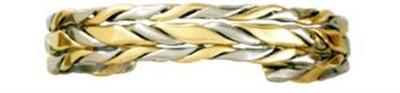 Sergio Lub Paradigm Shift Handmade Solid Copper Cuff Bracelet