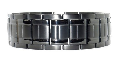 Galaxy (two 5,000 gauss magnets per link) - Stainless Steel Magnetic Therapy Bracelet