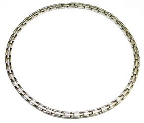 Titanium Classic - Magnetic Necklace