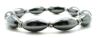 Hematite Sparkle - Magnetic Therapy Bracelet