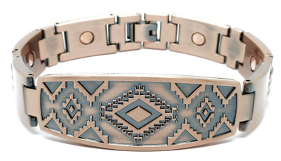 Santa Fe - Copper Magnetic Therapy Bracelet