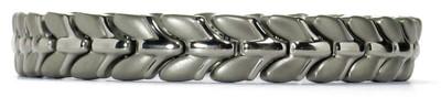 Calming Flow - Titanium Magnetic Therapy Bracelet