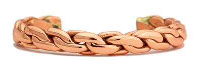 Copper Chain (694) Classic Copper Bracelet