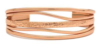 Copper Tide (442) Classic Copper Bracelet