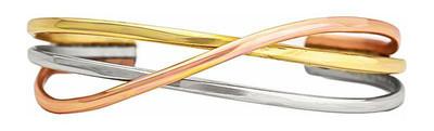 Fire Dance (338) Classic Copper Bracelet