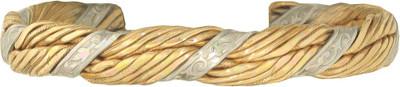 Minoan Goddess (79) Classic Copper Bracelet