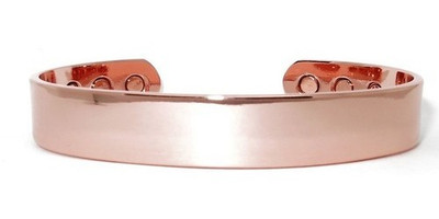 X-Large Real Man's Choice Solid Copper - Magnetic  Bracelet