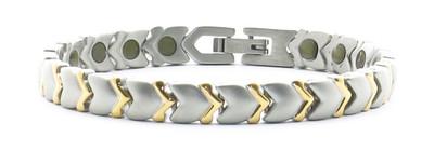 24/7 Sweet Memories  - Samarium Cobalt  - Stainless Steel Magnetic Bracelet