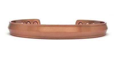 X-Large Copper Nirvana - Solid Copper Magnetic  Bracelet
