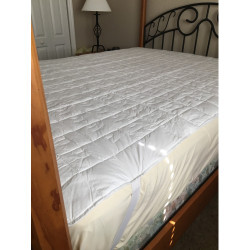 Magnetic Mattress Pad - Deluxe - King