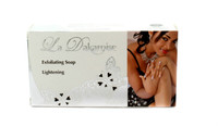 La Dakaroise Lightening Exfoliating Soap (Nature) 5.07 oz / 150 g