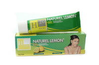H20 Natural Lemon Tube Gel 2.11 oz / 60g