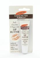 Palmer's Cocoa Butter Formula Dark Chocolate & Peppermint Lip Butter 0.35 oz / 10 g