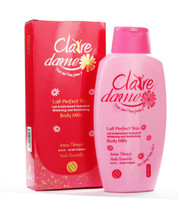 Claire Dame Whitening & Moisturizing Body Milk 16.7oz/500g