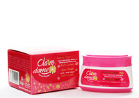 Claire Dame Whitening & Moisturizing Body Jar Cream 6.7oz/200g