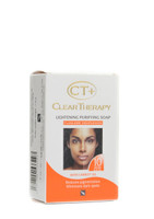 CT+ Clear Therapy Carrot Lightening Purifying Soap 175g / 5.8oz