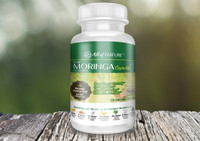 All of Nature Moringa Capsules 120ct (400mg)