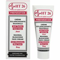 HT26 Preparation Maximal Bleaching Face Cream (Day) (Tube) 1.76 oz /  50ml