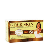 Gold Skin Fast Action Clarifying Body Soap with Argan Oil 180g / 6.08oz