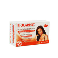BIOCARROT Lightening Body Soap with Carrot Oil 180g / 6.35oz