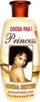 Princess Cocoa Butter Hand and Body Lotion COCOA PAA 13.5oz/400ml
