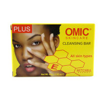 Omic  Skincare  plus Cleansing Soap 2.82 oz / 80 g
