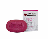 New York Fair & Lovely Exfoliating Soap 7.1oz / 200gr