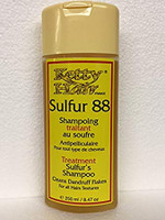 Ketty Hair Shampoo Sulfur 88 8.47 oz/ 250 ml