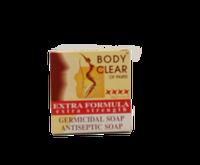 Body Clear Paris Germicidal Soap 3.52oz/100g
