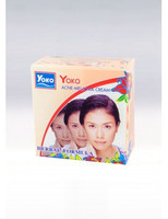 YOKO-017 Acne-Melasma  Herbal Formula Cream 0.13 oz / 4gr
