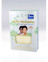 YOKO-458 Acne Melasma Soap (Light Green Box) 2.67 oz / 80gr